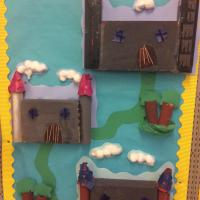 our castle display